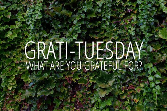 Grati-Tuesday