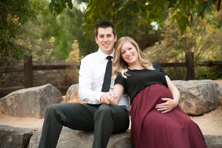 Brumby Skirt + Maternity Photos!