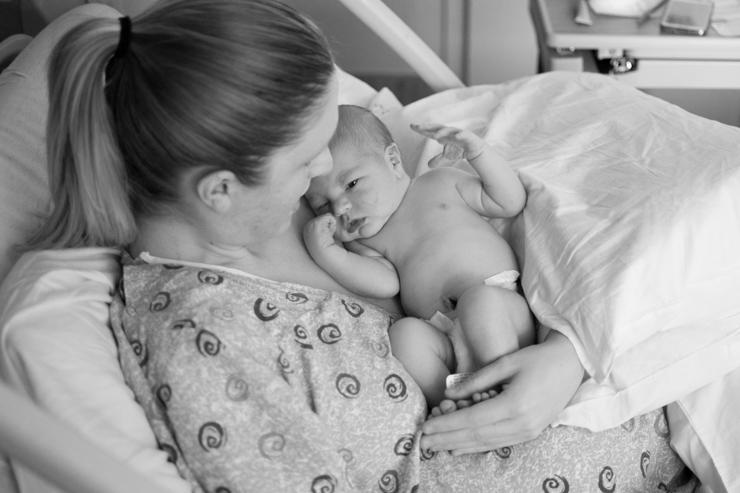 Braden Danger's Birth Story