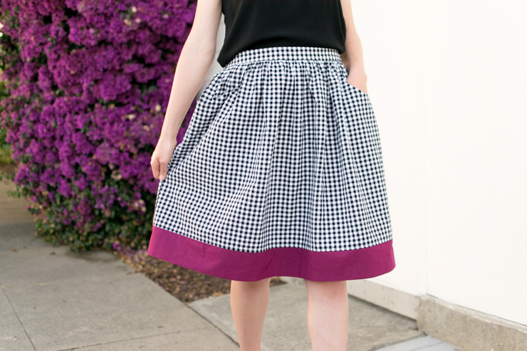 Cleo Skirt with Made By Rae