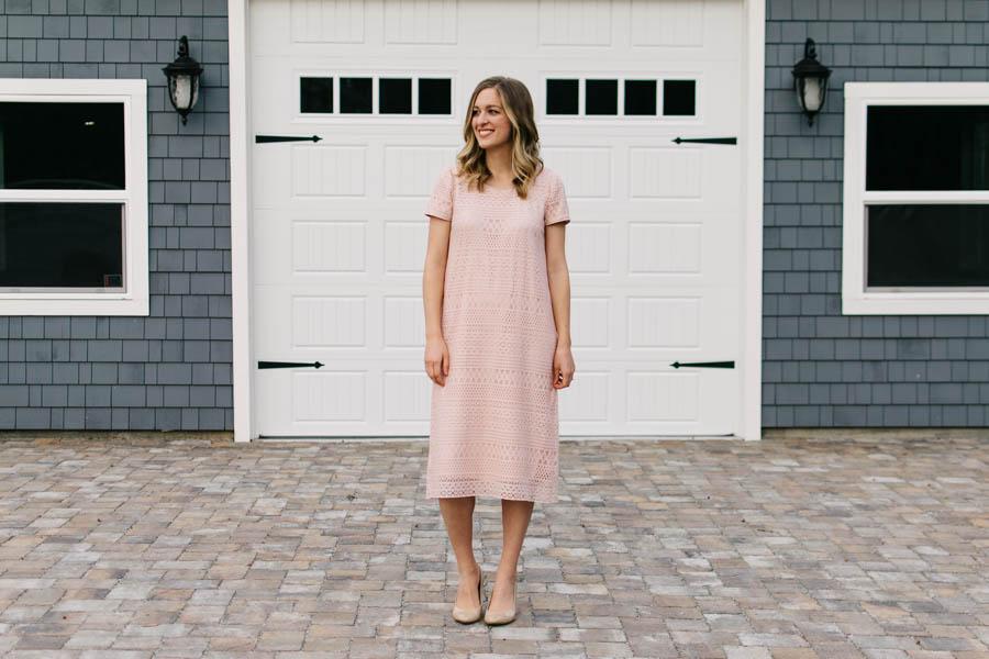 Key Largo Shift Dress