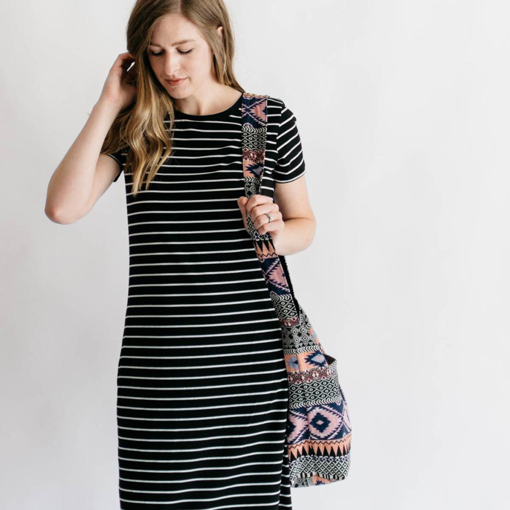 The Panama Tee Dress by Alina Design