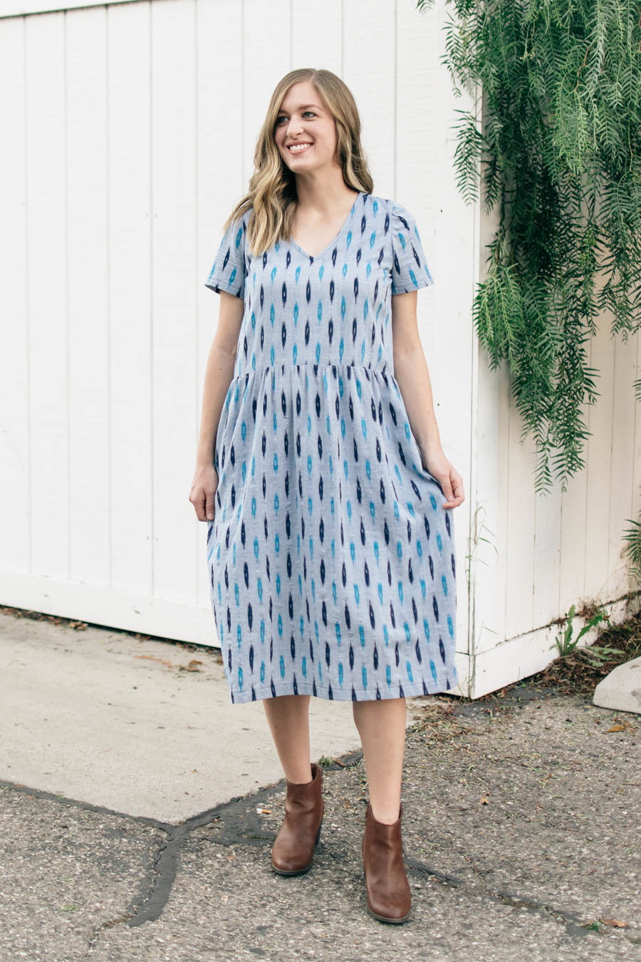 Ace&Jig Inspired Dress