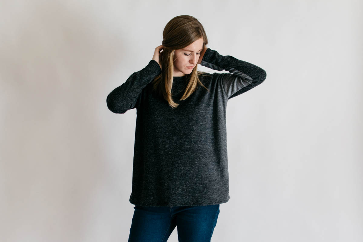 Mandy Boat Tee – Navigating the New Sizes