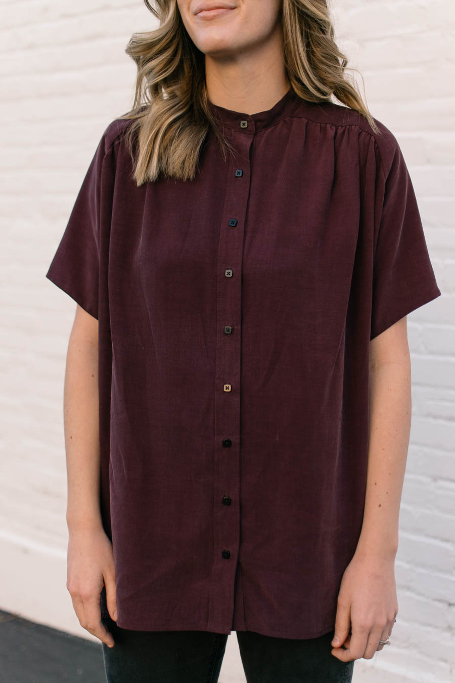 Perkins Shirt by Ensemble Patterns