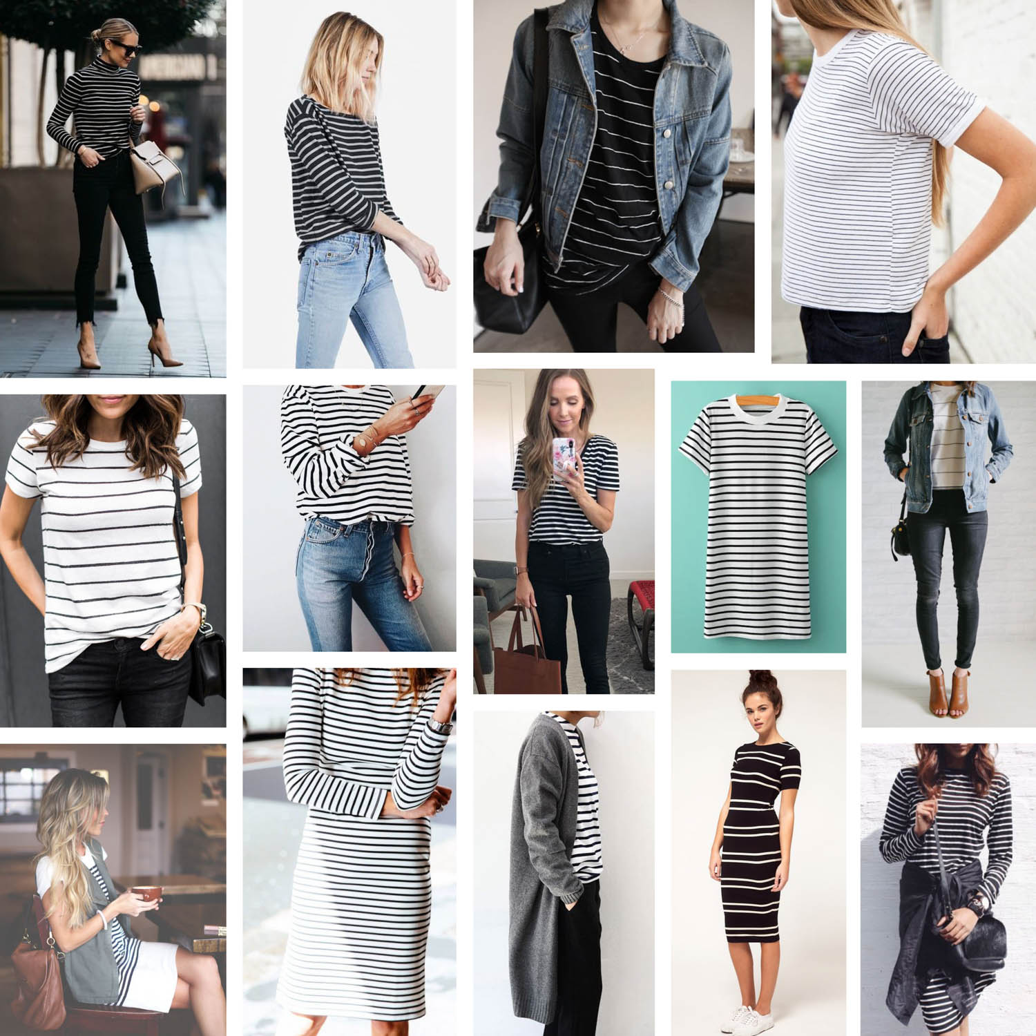 Striped Shirt Inspiration