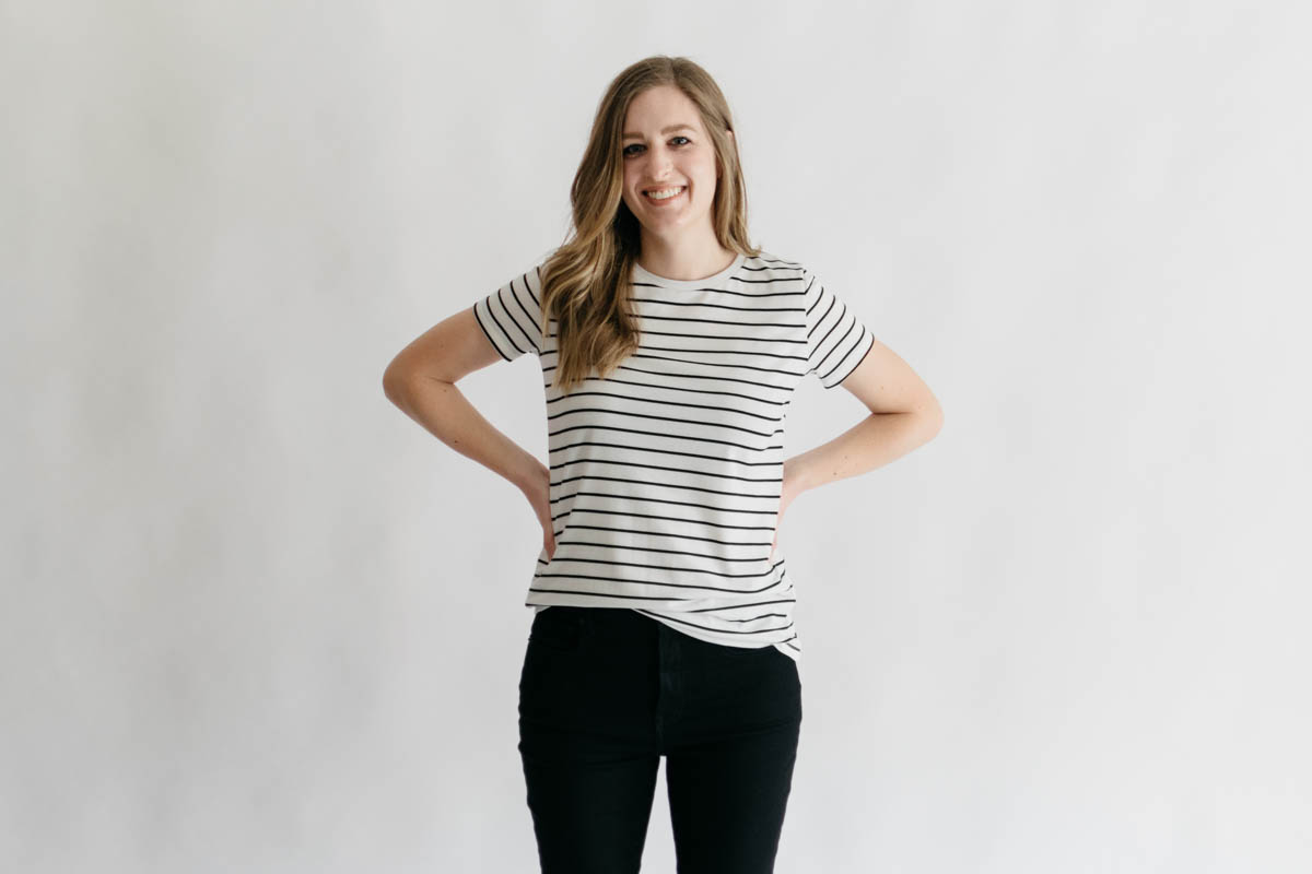 Stripes + Basics with D&H Fabrics Co.
