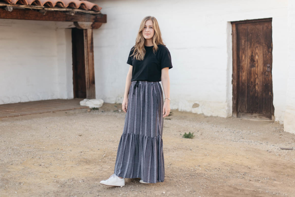 Allegro Skirt by Love Notions