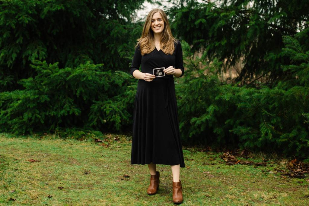 Joanne Faux Wrap by Sinclair Patterns