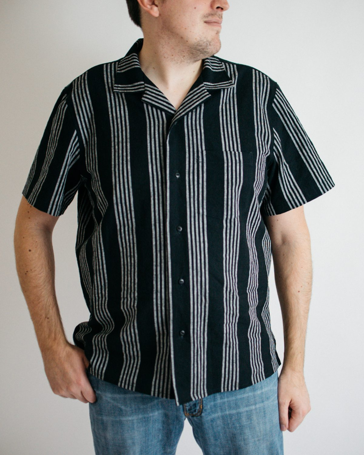 Men's Tropical Shirt