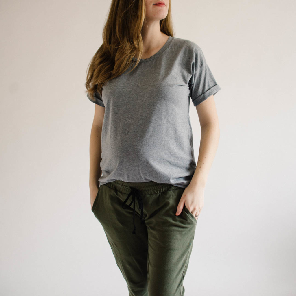 Astair Tee and Hudson Pants