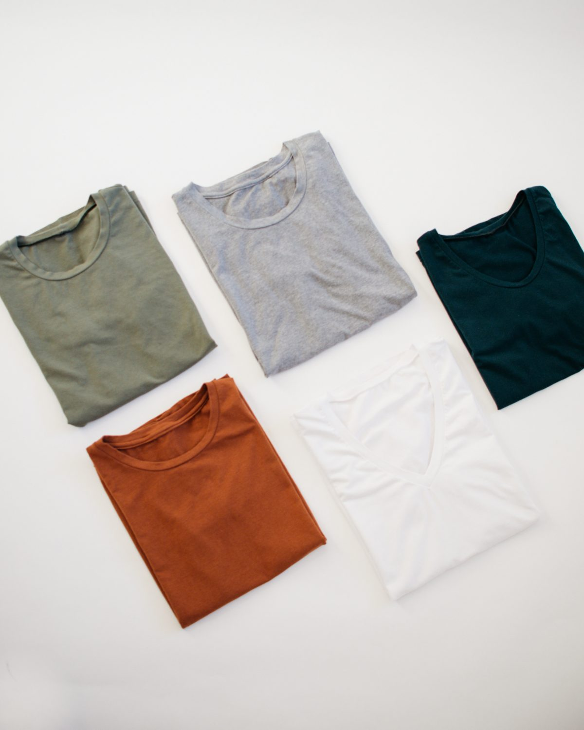 My Favorite Knit Fabrics for T-Shirts