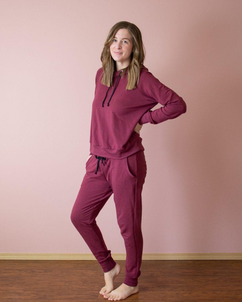 Page Hoodie + Hudson Pants | Sewing Patterns