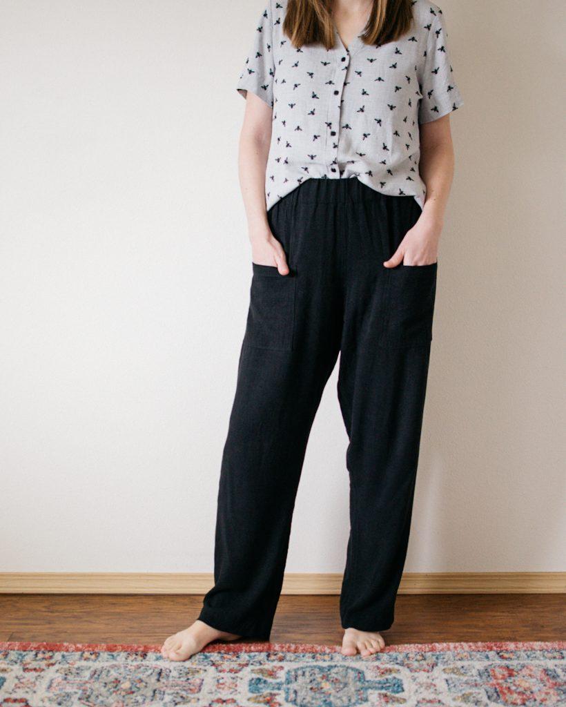 Pomona Pants + Bonn Shirt