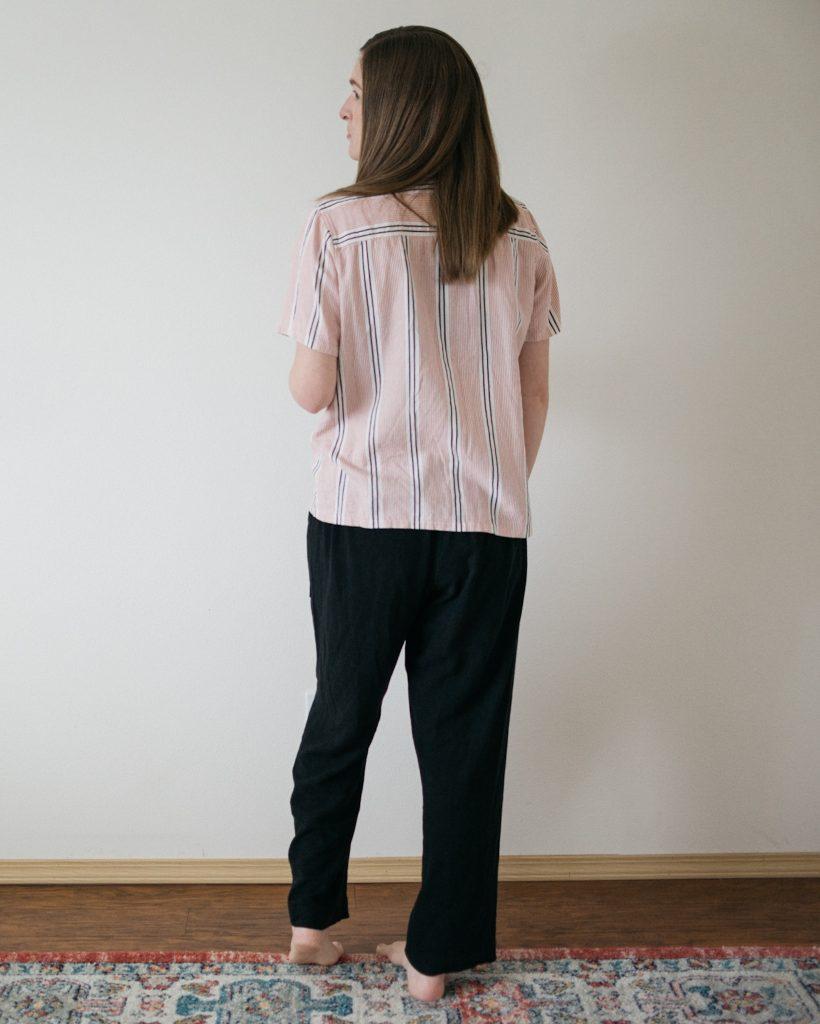 Pomona Pants - mid rise