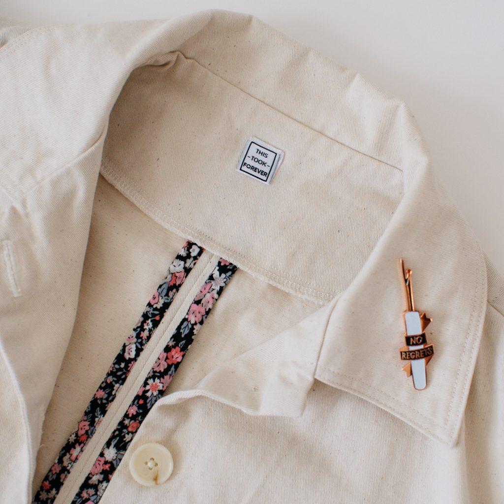 Tello Jacket by Pauline Alice