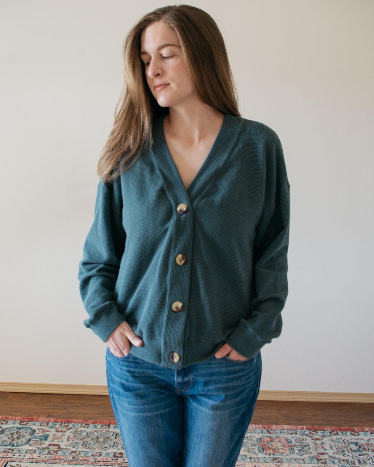 Marlo Sweater – Two Ways