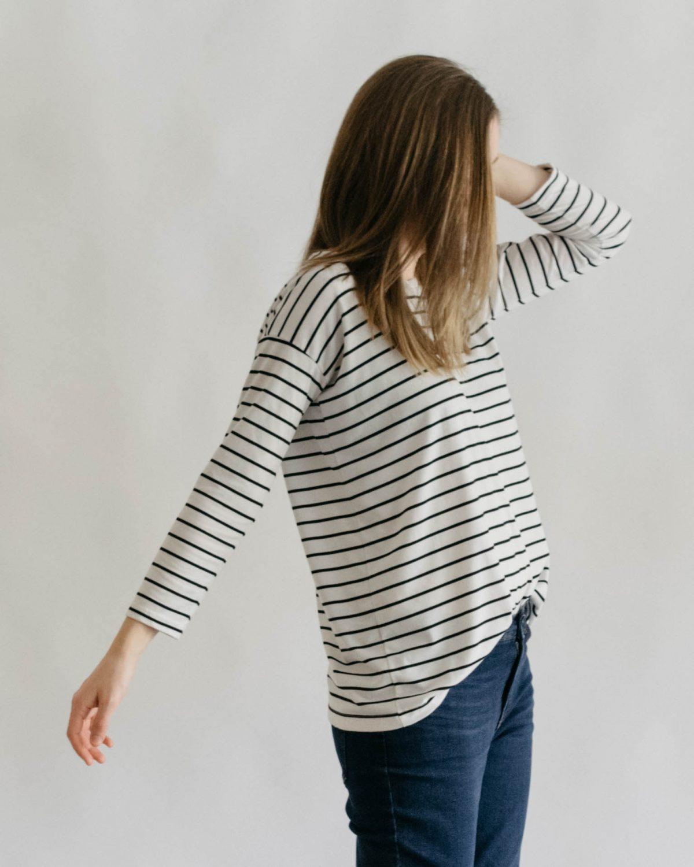 My Favorite Drop Shoulder T-Shirt Patterns