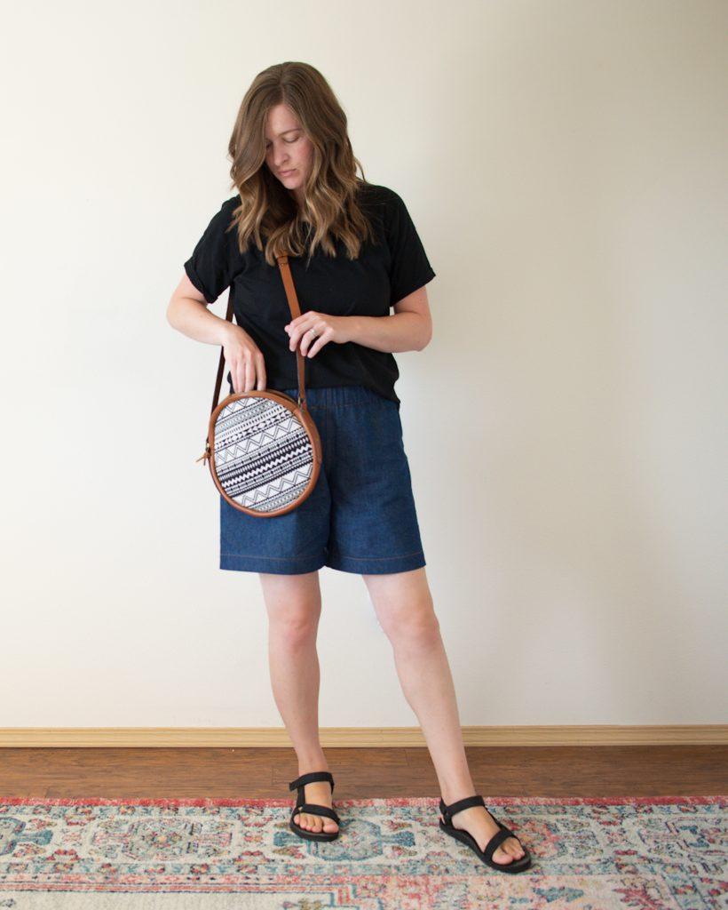 Mid-Rise Pomona Pants/Shorts